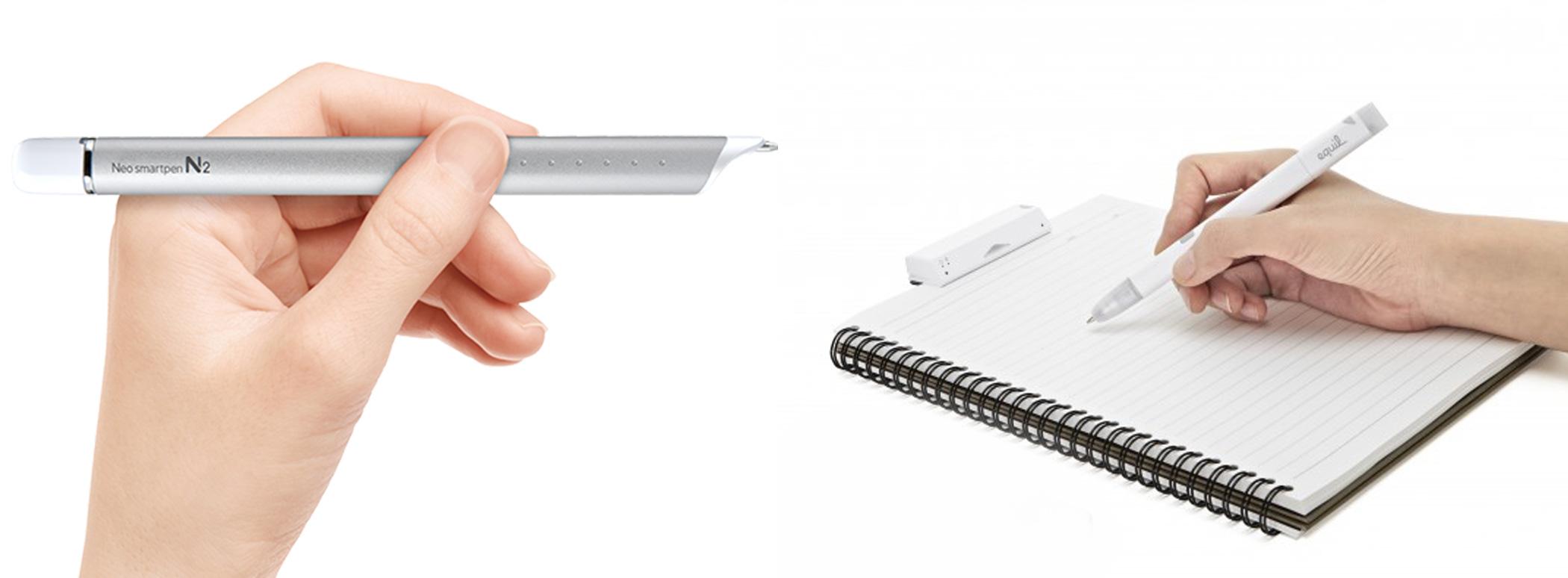 Neo Smartpen N2 vs. Equil
