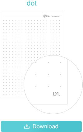 Ncode PDF Dots format