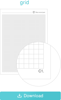 Ncode PDF grid format