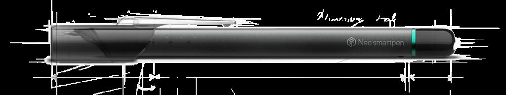 Neo Smartpen N2 Titan black