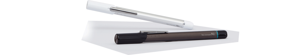 Neo Smartpen N2 Silver white Titan Black